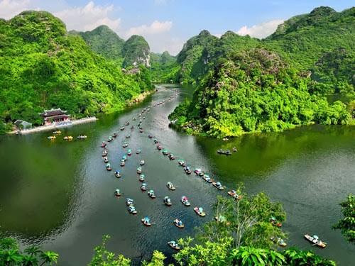 Sáng, tối trong bức tranh Di sản Việt Nam 2014 - anh 1