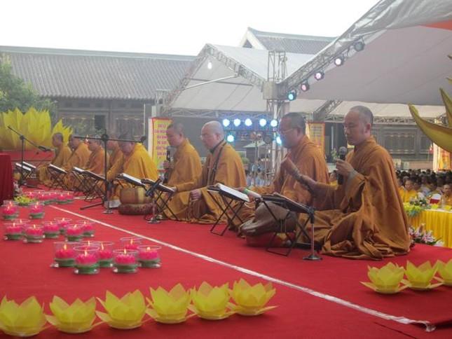 Chùa Bái Đính tổ chức đại lễ cầu nguyện hòa bình – quốc thái dân an - anh 2
