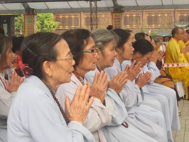 Chùa Bái Đính tổ chức đại lễ cầu nguyện hòa bình – quốc thái dân an - anh 5