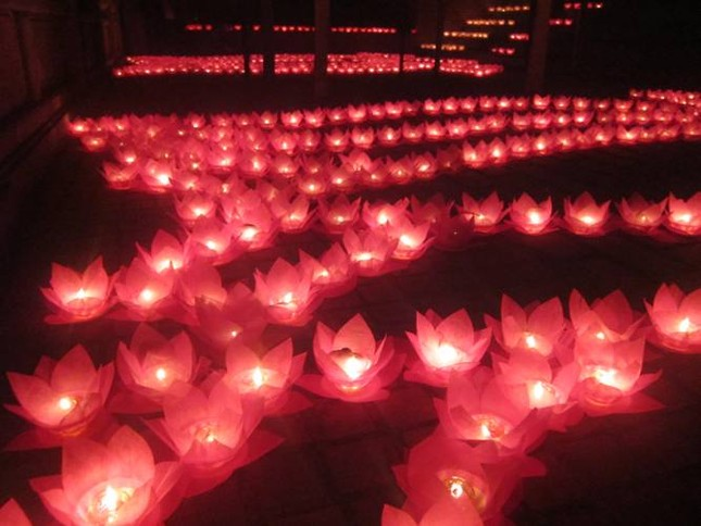 Chùa Bái Đính tổ chức đại lễ cầu nguyện hòa bình – quốc thái dân an - anh 8