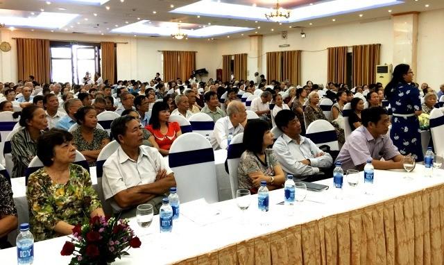 Vinamilk chung tay chăm sóc 1.500 người cao tuổi Nghệ An và TP.Hồ Chí Minh - anh 1