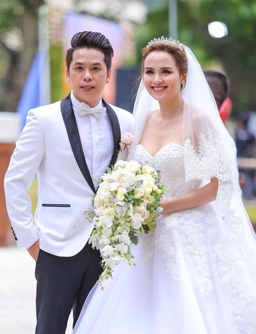 Sao Việt bối rối vì đám cưới gặp sự cố bất ngờ - ảnh 1