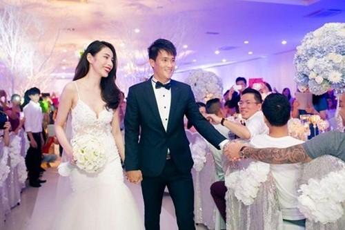 Sao Việt bối rối vì đám cưới gặp sự cố bất ngờ - ảnh 3