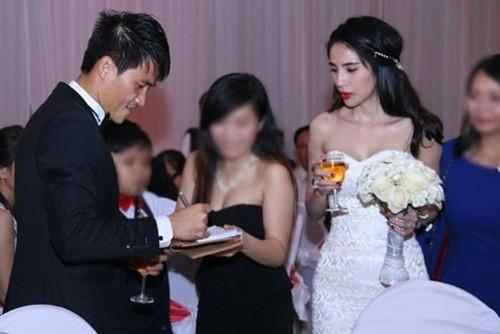 Sao Việt bối rối vì đám cưới gặp sự cố bất ngờ - ảnh 4