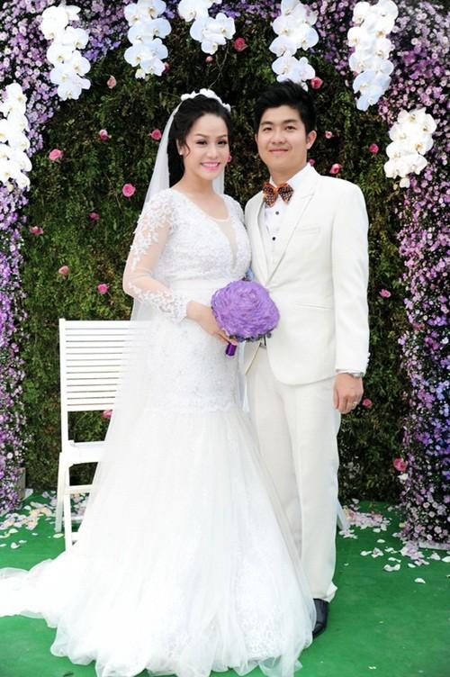 Sao Việt bối rối vì đám cưới gặp sự cố bất ngờ - ảnh 6