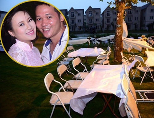 Sao Việt bối rối vì đám cưới gặp sự cố bất ngờ - ảnh 7
