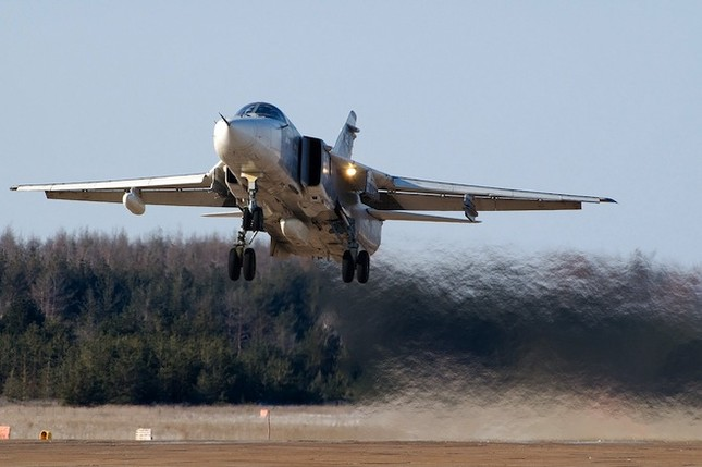 Trường học Nga kêu gọi quyên tiền mua máy bay chiến đấu cho quân đội - ảnh 1