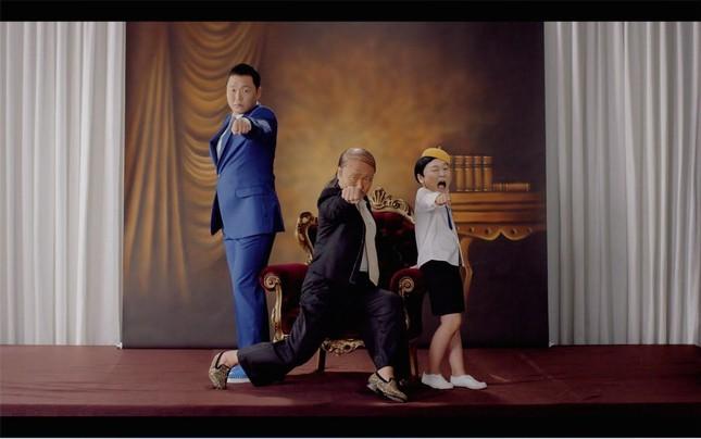 PSY tung 2 MV 'nghe là nghiện' không kém Gangnam Style - ảnh 2