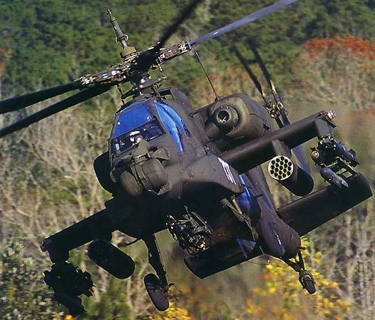 Khám phá uy lực 'sát thủ' Apache Mỹ có thể điều đến Iraq diệt IS - ảnh 3