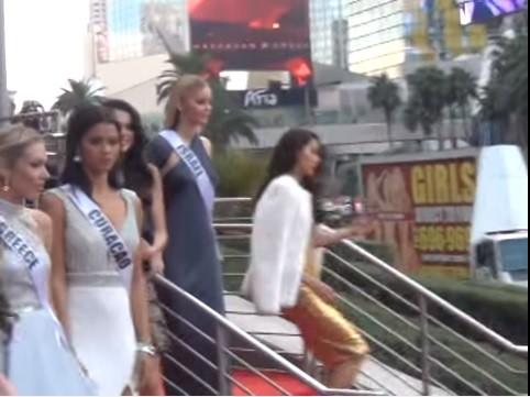 Tranh cãi về cách ứng xử của Phạm Hương tại cuộc thi Hoa hậu Hoàn vũ - ảnh 2