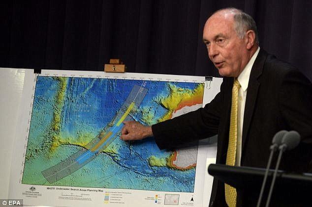 Hé lộ những phút cuối cùng trước khi MH370 rơi xuống Ấn Độ Dương - ảnh 2