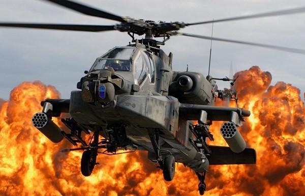 Khám phá uy lực 'sát thủ' Apache Mỹ có thể điều đến Iraq diệt IS - ảnh 1