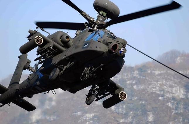 Khám phá uy lực 'sát thủ' Apache Mỹ có thể điều đến Iraq diệt IS - ảnh 2