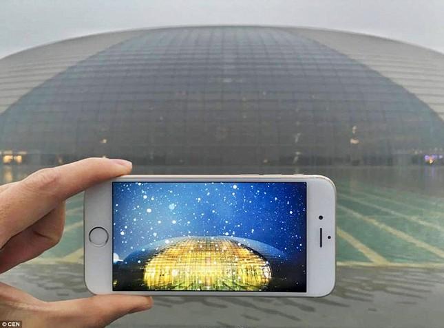 Chùm ảnh Bắc Kinh lung linh, ảm đạm trước và sau sương mù - ảnh 4