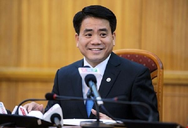 Thủ tướng phê chuẩn ông Nguyễn Đức Chung làm Chủ tịch HN - ảnh 1