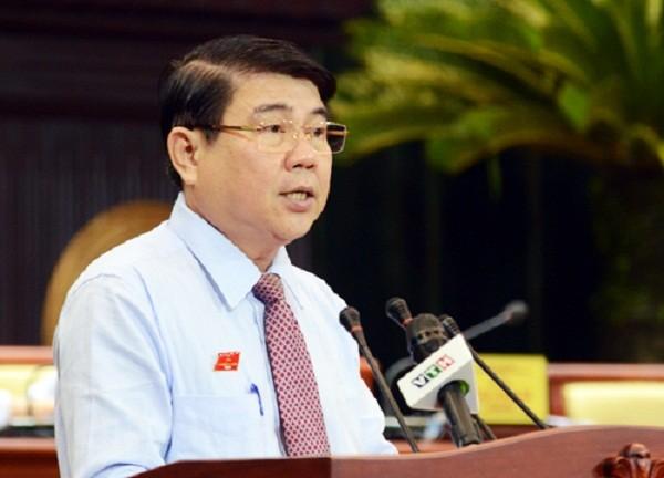 Ông Nguyễn Thành Phong làm Chủ tịch TP Hồ Chí Minh - ảnh 1