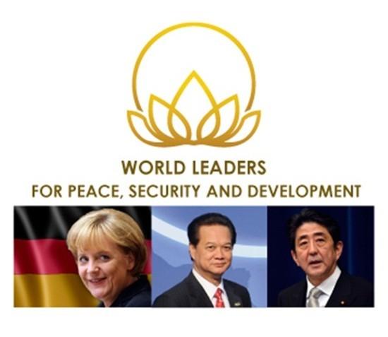 Thủ tướng Nguyễn Tấn Dũng được vinh danh vì đóng góp cho hòa bình - ảnh 1