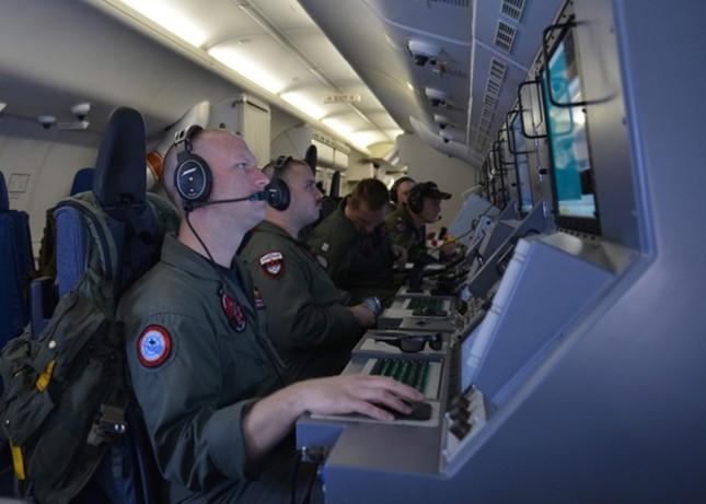 Sức mạnh 'sát thủ săn ngầm' P-8A Poseidon Mỹ tuần tra Biển Đông - ảnh 4