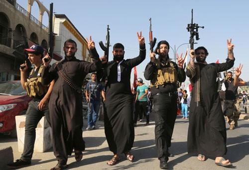 Tình hình Syria mới nhất: Đức bắt đầu điều binh tiêu diệt IS - ảnh 3