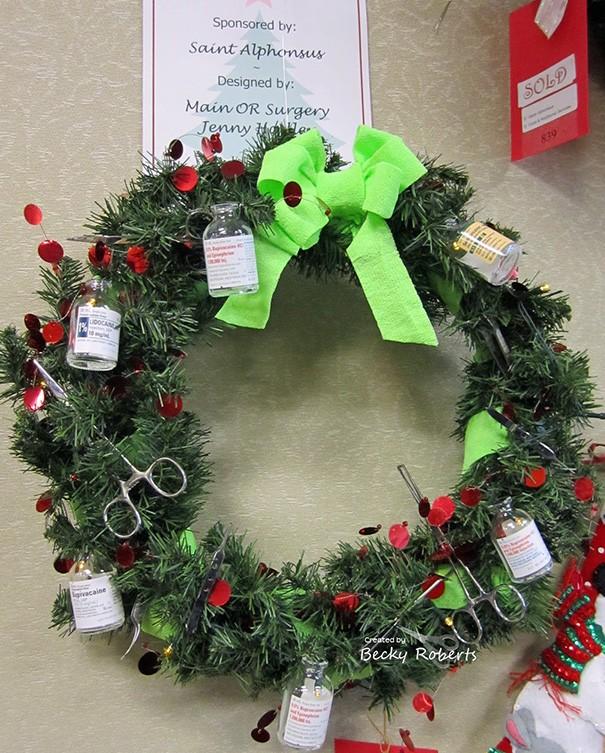 Ngắm những hình ảnh đón Giáng sinh cực 'chất' tại các bệnh viện - ảnh 5