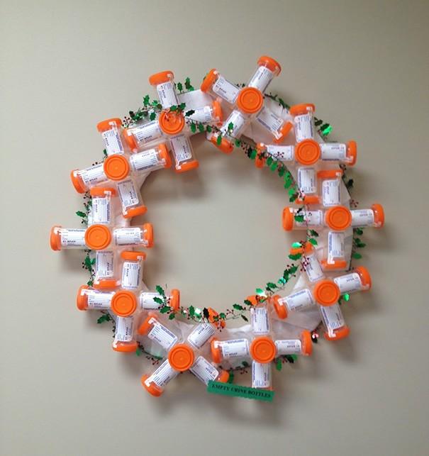 Ngắm những hình ảnh đón Giáng sinh cực 'chất' tại các bệnh viện - ảnh 8
