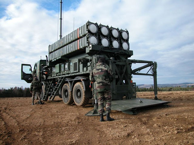 Khám phá sức mạnh tổ hợp tên lửa SAMP/T Thổ Nhĩ Kỳ muốn sở hữu - ảnh 2