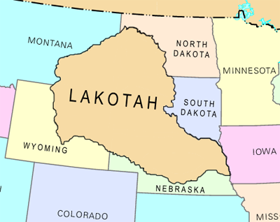 Lakotah: Câu chuyện về quốc gia nằm ẩn mình bên trong nước Mỹ - ảnh 1