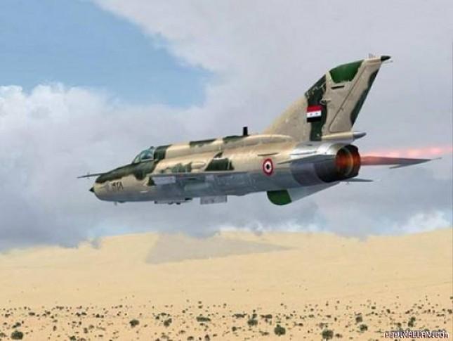 Tình hình Syria mới nhất: Không quân Syria bắn phá doanh trại IS - ảnh 1