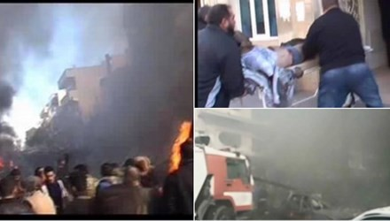 Tình hình Syria mới nhất: Không quân Syria bắn phá doanh trại IS - ảnh 2