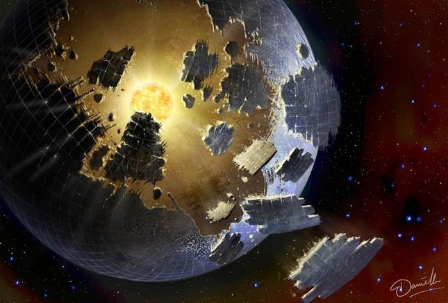 Phát hiện hành tinh có thể tồn tại sự sống ngoài Trái Đất - ảnh 1