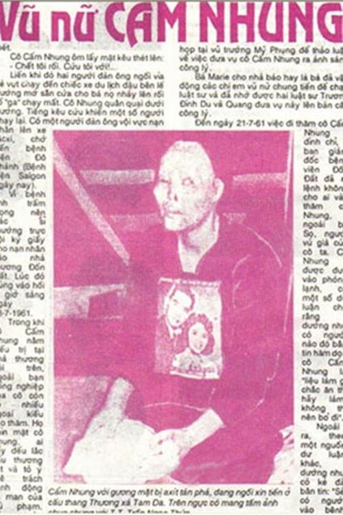 Cuộc đời bi thảm của 'Nữ hoàng vũ trường' bị tạt axit giữa Sài Gòn - ảnh 2