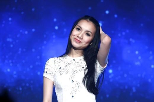 Hoa hậu Thùy Lâm và cuộc sống 'nở hoa' sau khi kết hôn - ảnh 1