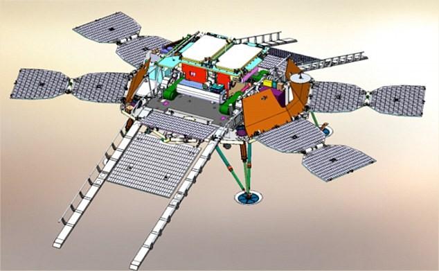 Dự án xây dựng nhà máy cung cấp nước trên sao Hoả - ảnh 1