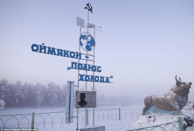 Khám phá cuộc sống tại ngôi làng lạnh nhất thế giới ở Nga - ảnh 6