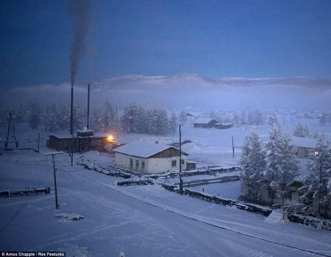 Khám phá cuộc sống tại ngôi làng lạnh nhất thế giới ở Nga - ảnh 9