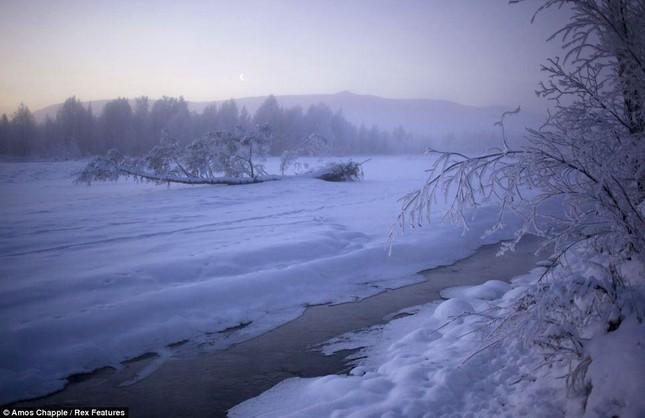 Khám phá cuộc sống tại ngôi làng lạnh nhất thế giới ở Nga - ảnh 11
