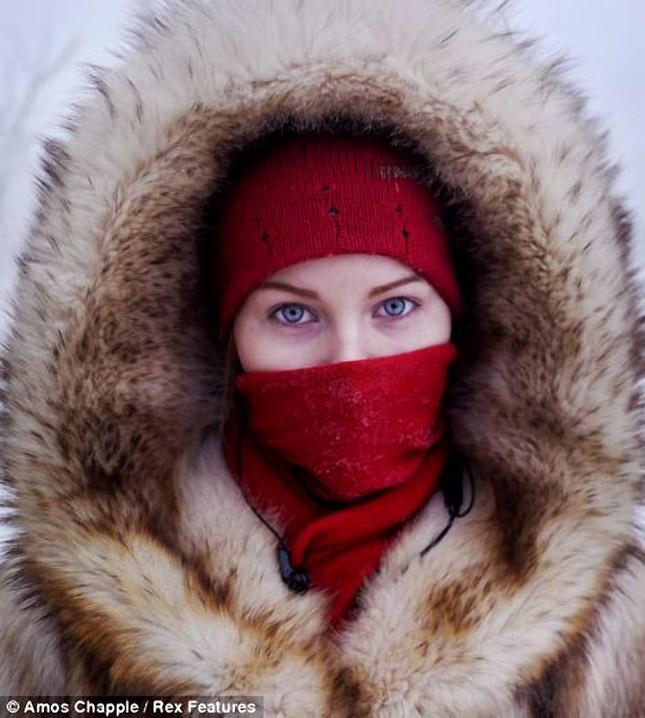 Khám phá cuộc sống tại ngôi làng lạnh nhất thế giới ở Nga - ảnh 15
