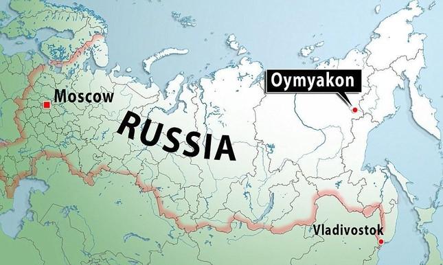 Khám phá cuộc sống tại ngôi làng lạnh nhất thế giới ở Nga - ảnh 1