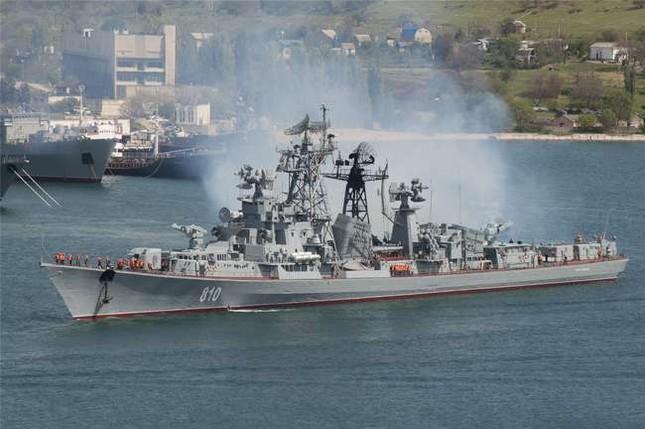 Khám phá uy lực chiến hạm Nga bắn cảnh cáo tàu cá Thổ Nhĩ Kỳ - ảnh 2