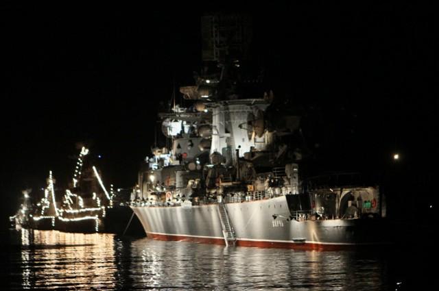 Khám phá uy lực chiến hạm Nga bắn cảnh cáo tàu cá Thổ Nhĩ Kỳ - ảnh 3