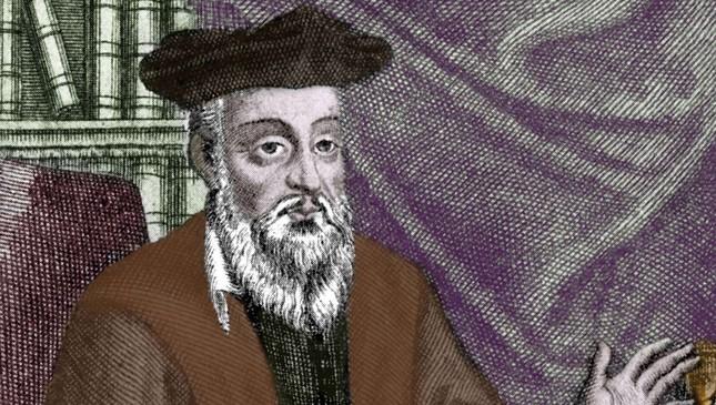 Nhà tiên tri Nostradamus đã dự đoán chuẩn xác về năm 2015? - ảnh 1