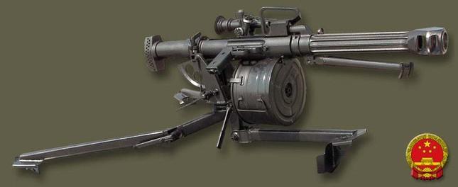 Uy lực tác chiến súng phóng lựu QLZ-87 Trung Quốc - ảnh 1
