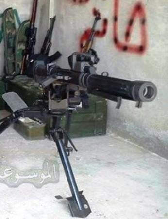 Uy lực tác chiến súng phóng lựu QLZ-87 Trung Quốc - ảnh 5