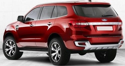"""Ford Everest 2016 """"chốt"""" giá thấp nhất 1,249 tỷ đồng tại Việt Nam - ảnh 2"""