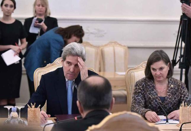 Nga-Mỹ gác bất đồng, cùng hợp tác  - ảnh 2