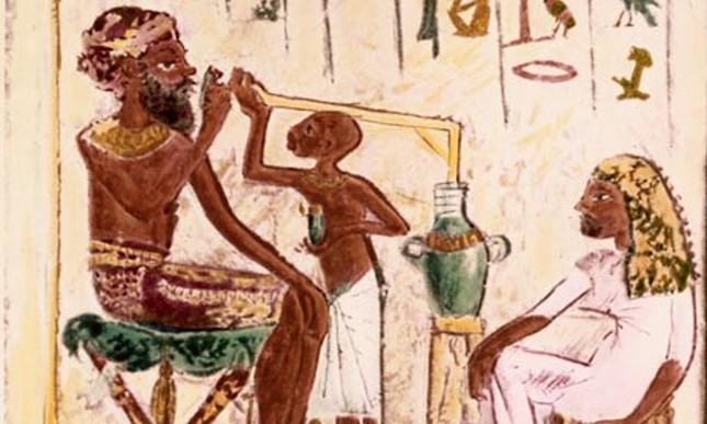 Người Ai Cập cổ đại uống bia nhiều hơn chúng ta ngày nay - ảnh 1