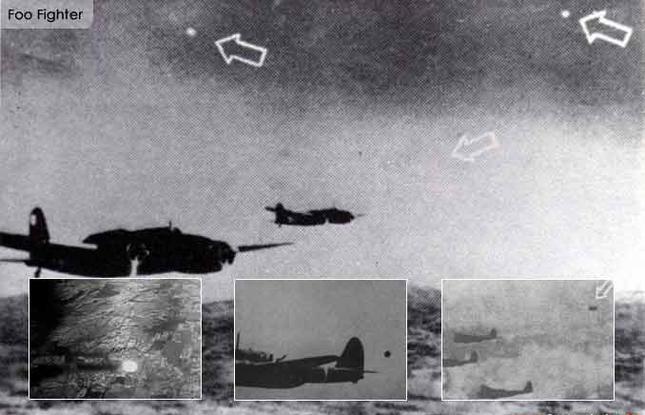UFO có thể đã xuất hiện trong cuộc ném bom của Nga ở Syria? - ảnh 2