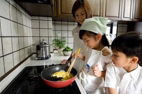 Bí quyết dạy con tự lập của mẹ Nhật - ảnh 3
