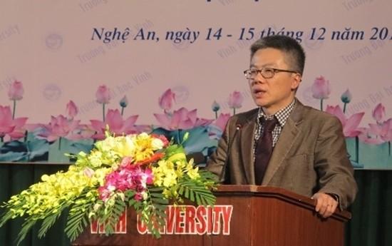 GS Ngô Bảo Châu kể chuyện từng thi trượt chuyên Toán - ảnh 1