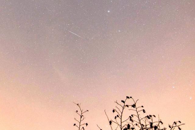 Chùm ảnh mưa sao băng Geminid 2015 huyền ảo trên khắp thế giới - ảnh 5
